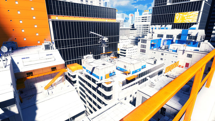 "How to Use Color to Create Environments Like ""Mirror's Edge"""