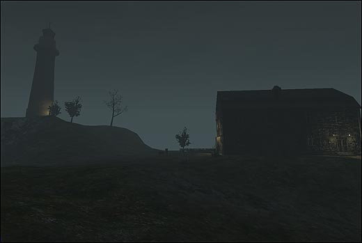 Unreal 3 Lighting and Fog