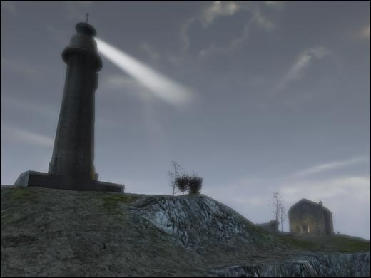Unreal Tournament 3:DM-LightHouse_beta