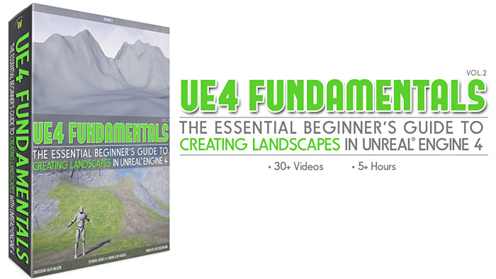 UE4 Fundamentals Vol.2 and Bonus