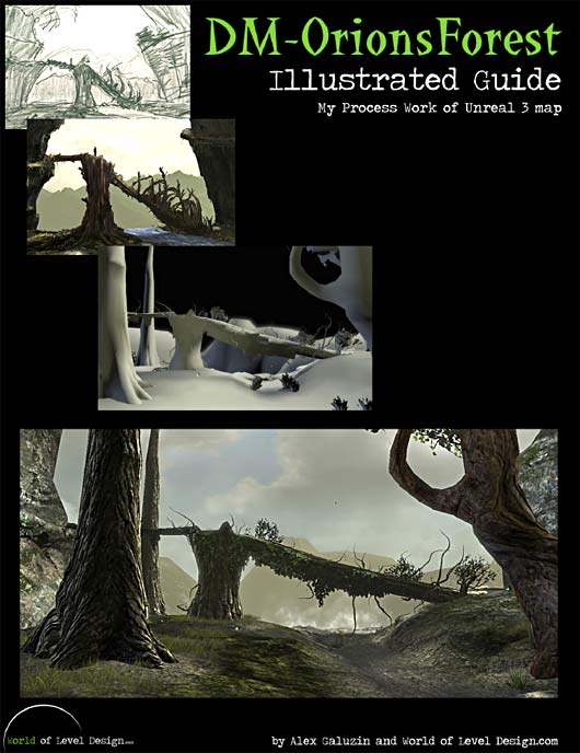 Illustrated Level Design in Unreal 3 E-Book