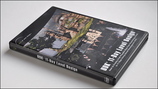 UDK© 11 Day Level Design Data DVD Now Available