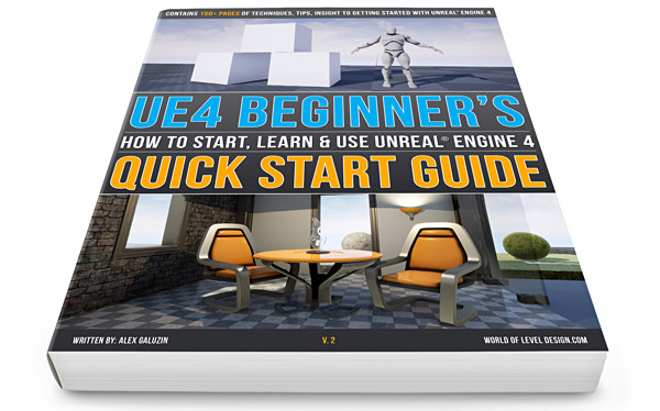 Subscribe and Get Free UE4 PDF Guide