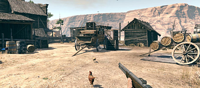 Tutorial List: Call of Juarez 2: Bound in Blood
