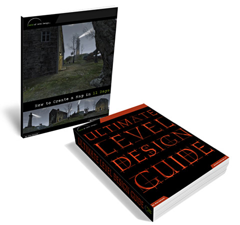 Ultimate Level Design Guide and How to Create a Map in 11 Days PDF Guides