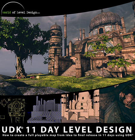 How to Create a Playable Map in Only 11 Days with UDK