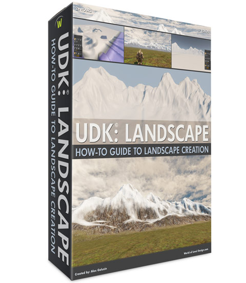 How to Create Landscapes with UD
